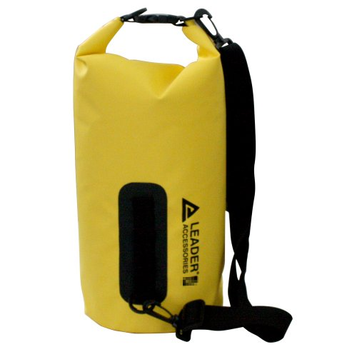 New Heavy Duty Vinyl Waterproof Yellow 5L Dry Bag for