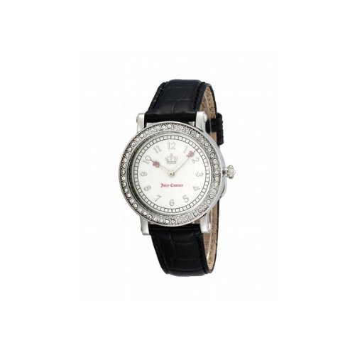 Juicy Couture Ladies Leather Strapped Christy Watch