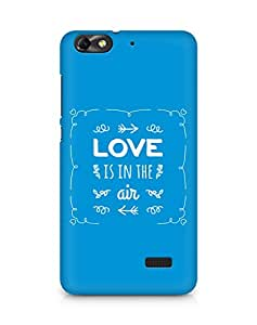 Amez Love is in the Air Back Cover For Huawei Honor 4C