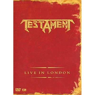 Testament Live In London   DVDRiP   PanterA preview 0