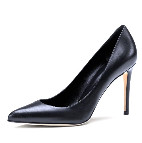 Gucci Brooke Black Pointed Toe Pump