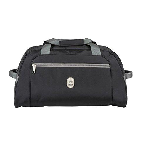 visa-delsey-reisetasche-weich-28-cm-easy-fly-schwarz