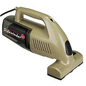 Hoover S1156 Sidewinder Hand Vac, Metallic Gold