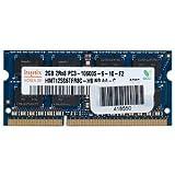 Hynix 2GB DDR3 RAM PC3-10600 204-Pin Laptop SODIMM
