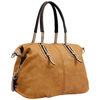 Stylish yet refreshingly practical large satchel hobo handbag is the perfect companion for everything from far-flung sightseeing excursions to everyday errands. All this space inside this top double handle handbag means plenty of room for your daily ...