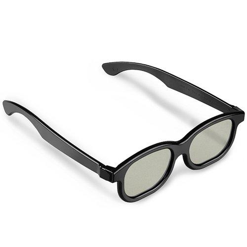 Universal 3D Active Shutter Glasses For TV Video