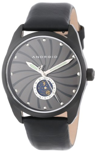 """Android Men'S Ad484Bkk Impetus """"Sun And Moon"""" Black Watch"""