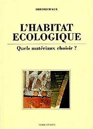 L' habitat écologique