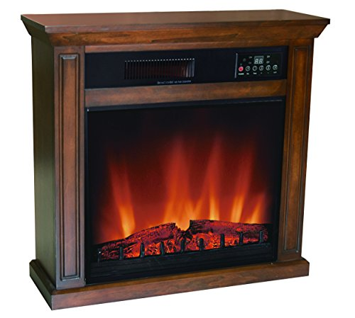 Electric Fireplace Oak