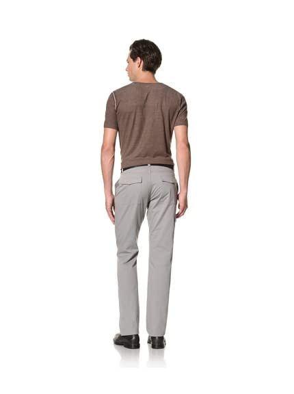 John Varvatos Collection Men's Slim Pants with Side Patch and Front Coin Pocket