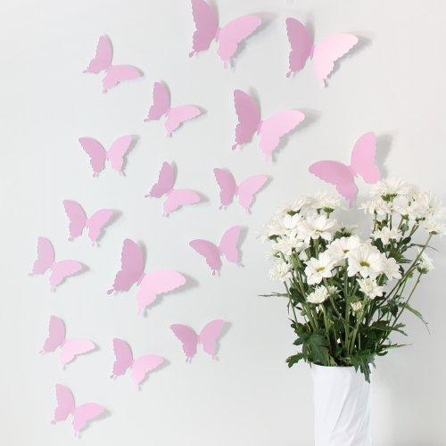 wandkings-papillons-dans-un-style-3d-de-couleur-rose-pour-la-decoration-murale-12-unites-dans-un-set