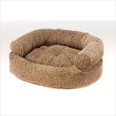 Bowsers Double Donut Dog Bed (Puma , Large (42in