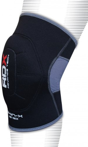 Authentic RDX Neoprene Knee Brace Cap Support MMA Pad Guard Protecter Gel Patella Belt