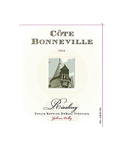 2013 Côte Bonneville Yakima Valley Dubrul Vineyard Riesling 750 Ml