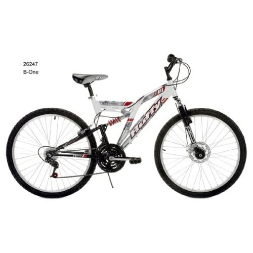One Men's 26-Inch Dual-Suspension Mountain Bike : Sports & Outdoors