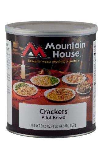 Mountain House #10 Can Pilot Crackers (67 Servings) front-566801
