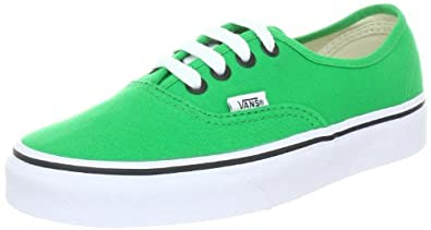 Vans Schuh Authentic bright green black, schuhgröße allgemein (eur 16 bis 54.5):42