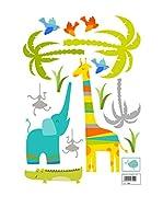 Baleno Vinilo Decorativo Zoo (Multicolor)