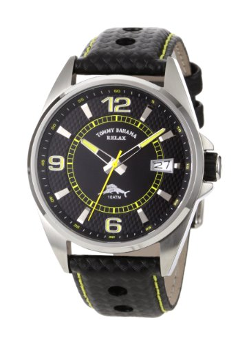 Tommy Bahama Relax Men's RLX1106 Sport Analog Black Dial Water Resistant Watch