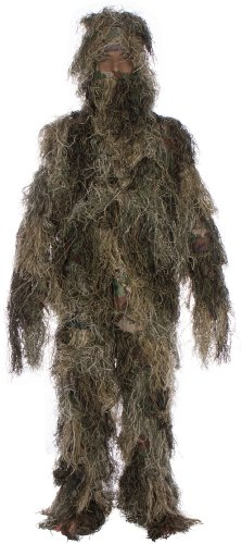 Modern Warrior Kid's Mixed Tactical and Hunting Ghillie Suit