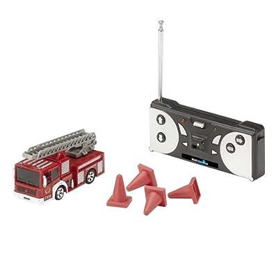Elektro Fahrzeug Feuerwehr Leiterwagen