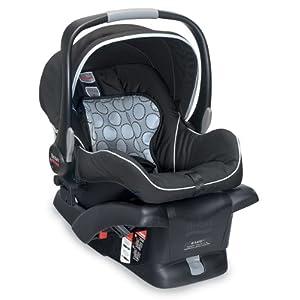 Britax B-Safe Infant Car Seat, Black