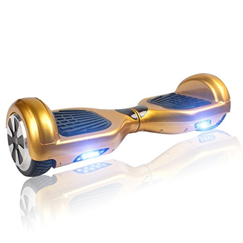 Mini Hover Smart Self Balancing Scooters Review