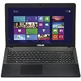 """ASUS X552CL-SX033H - Portátil de 15.6"""" (Intel Core i5 3337U, 4 GB de RAM, Disco HDD de 500 GB, NVIDIA GeForce GT 710M, Windows 8), negro -Teclado QWERTY Español"""