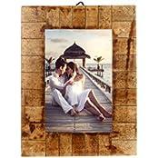 Sterling Comercio Wooden Photo Frame (Photo Size 4x6 ) - B01FZ2MWSU