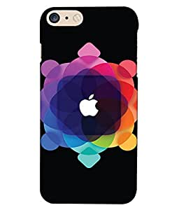 instyler DIGITAL PRINTED BACK COVER FOR APPLE I PHONE 7 PLUS