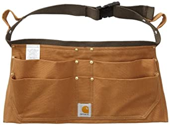 Carhartt Duck Nail Apron Small/Medium Carhartt Brown