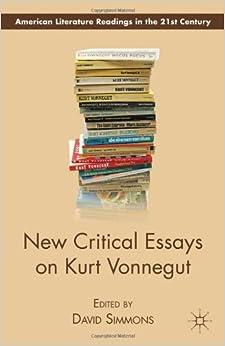 "stanley schatt essay vonnegut Kurt vonnegut's slaughterhouse-five:""bugs trapped in amber""  二次世界大戦 末期のドイツにおけるドレスデン大爆撃を生き延びたkurt vonnegut(1922-2007)   critical essays on kurt vonnegut boston: g k hall & co, 1990 schatt, stanley."