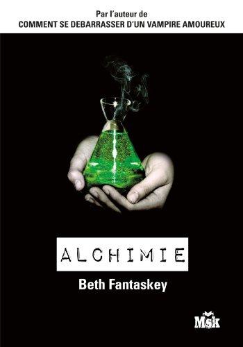 Alchimie - Beth Fantaskey 41PEoiR%2BIEL