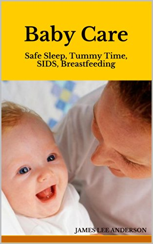 Baby Care: Safe Sleep, Tummy Time, Sids, Breastfeeding front-105105