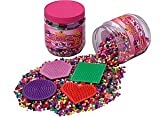 Hama Beads Activit Set 5,000 Beads and 4 Pegboards in a Tub
