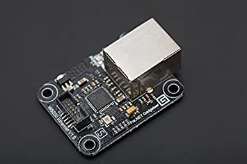 DFRobot W5200 Ethernet Module(Gadgeteer Compatible) - DIY Maker Open Source BOOOLE