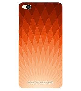 Chiraiyaa Designer Printed Premium Back Cover Case for Xiaomi Redmi 3S (Flower Pattern) (Multicolor)