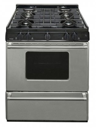 Premier-P30S3102P-PRO-30-Stainless-Steel-Gas-Sealed-Burner-Range