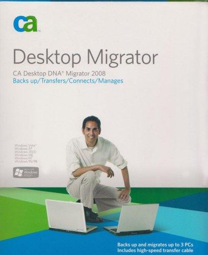 CA Desktop DNA Migrator 2008 (PC)