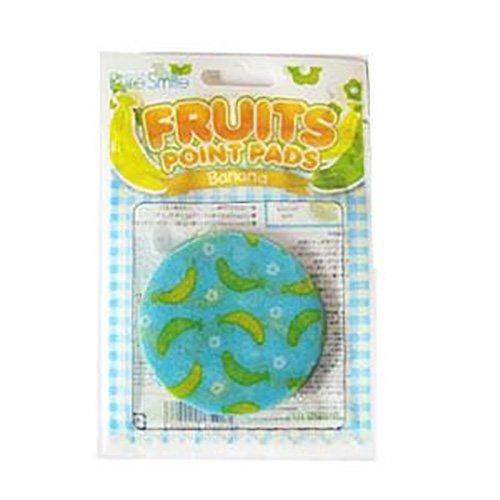Pure Smile フルーツ ポイントパッド バナナ 3個セット