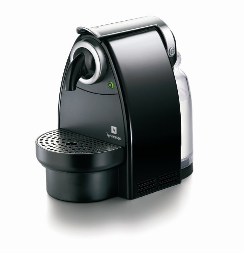 Nespresso Essenza Eco by Krups XN212040 Coffee Machine, Piano Black