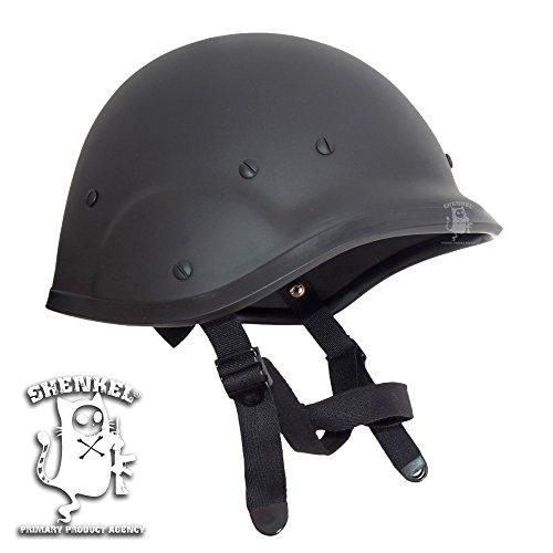 SHENKEL 88式鉄帽 タイプ ハードシェル ヘルメット HeadGear ver.2 BK