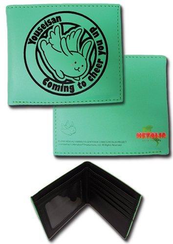 Wallet - Hetalia - New Youseisan Bi-Fold Toys Anime Licensed ge61086