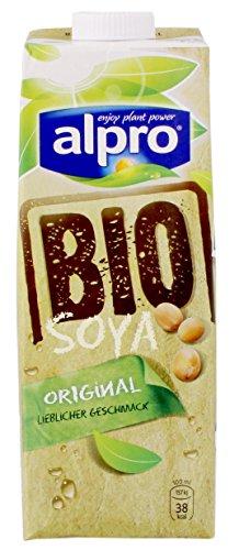 Alpro - Bio Soya Drink Original - 1l