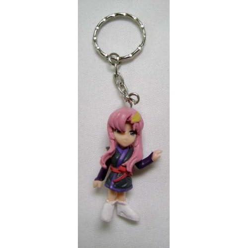Gundam Seed Chibi Lacus Clyne Key Chain