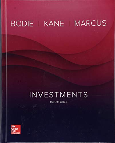 Investments - Standalone Book [Bodie Professor, Zvi - Kane, Alex - Marcus Professor, Alan J.] (Tapa Dura)