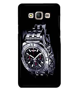 printtech Cool Watch Back Case Cover for Samsung Galaxy E7::Samsung Galaxy E7 E700F