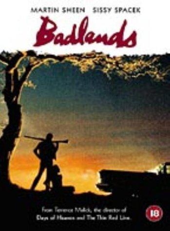 Badlands [DVD] [1973]