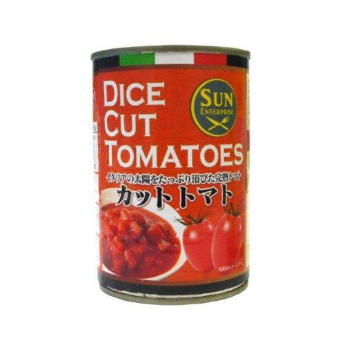 カットトマト缶 400g