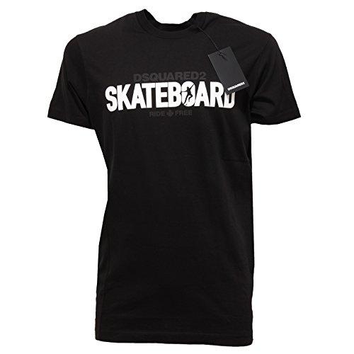 2490Q t-shirt DSQUARED D2 maglia manica corta uomo t-shirt men [M]